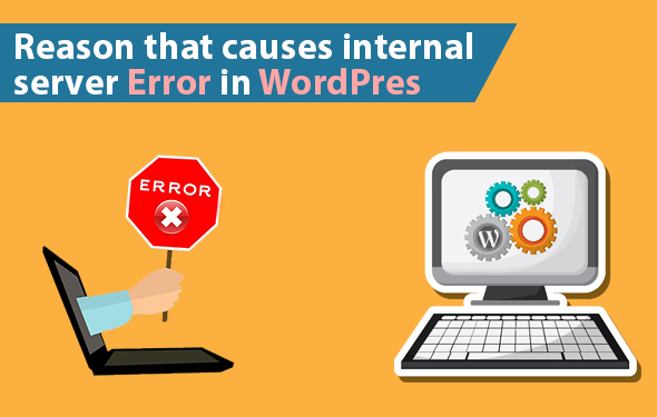 Reason that causes internal server Error in WordPres