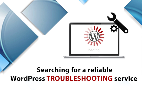 Searching for a reliable WordPress troubleshooting service