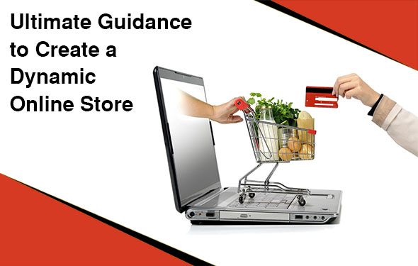 Create a Dynamic Online Store in 2019
