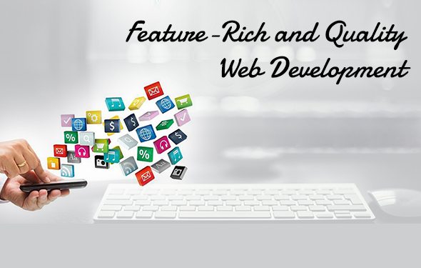 Feature-rich and Quality Web Development Dubai