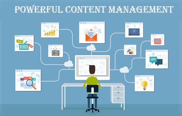 Powerful Content Management