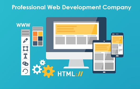 Professional Web Development Company in Dubai UAE