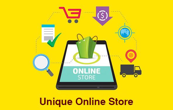 Create a Unique Online Store in 2019 in Dubai