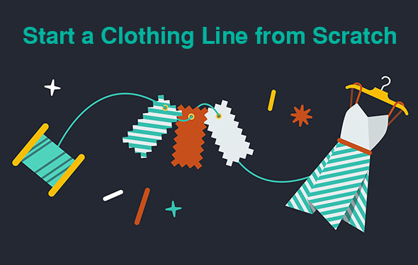 how to start clothing line