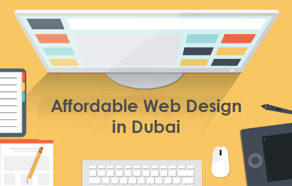 Affordable Web Design in Dubai