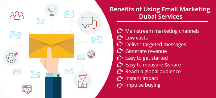 Benefits of Using Email Marketing Dubai