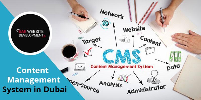 Content Management System in Dubai