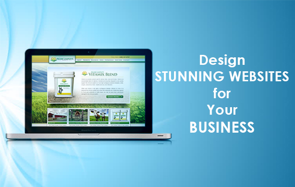 Design Stunning Websites for Your Business