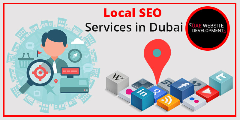Local SEO Services in Dubai