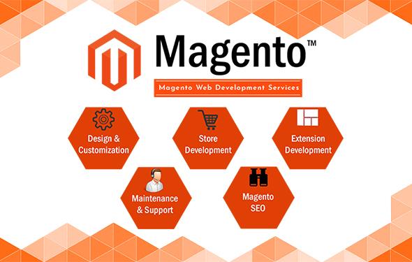 Magento Website Development Services Dubai