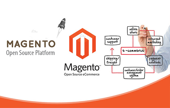 Magento open source platform