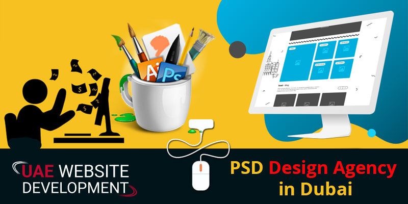 PSD Design Agency in Dubai