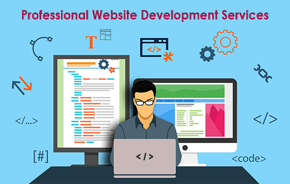 Professional Website Development Services