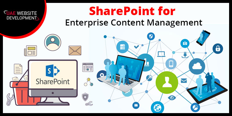 SharePoint for Enterprise Content Management