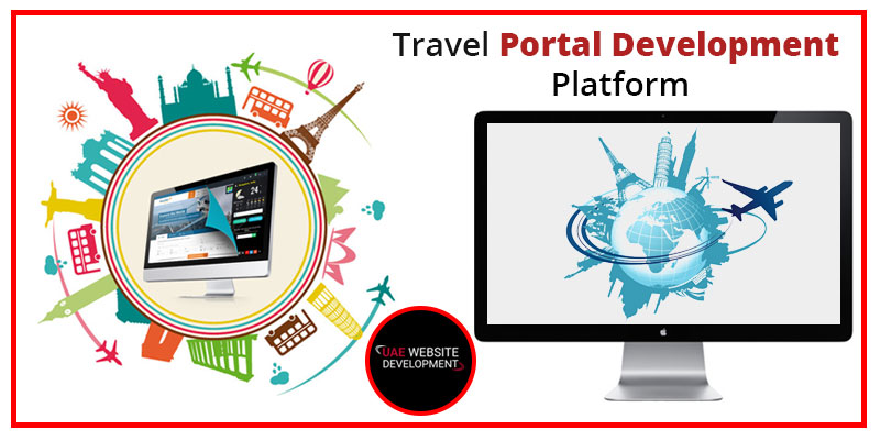 Travel portal development platform