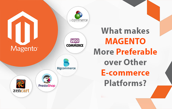 What makes Magento More Preferable over Other E-commerce Platforms