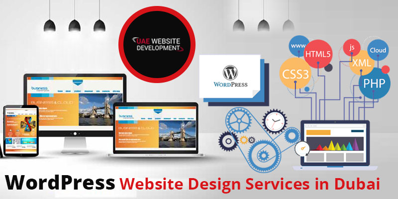 WordPress Website Design in Dubai
