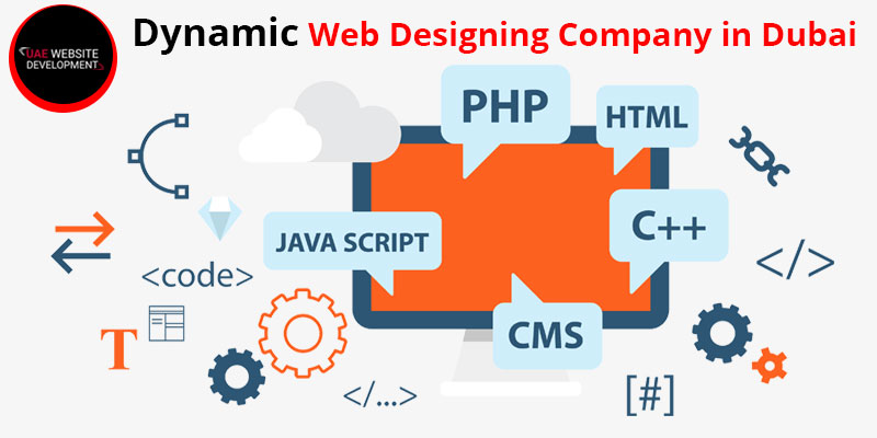 Dynamic Web Designing Company in Dubai