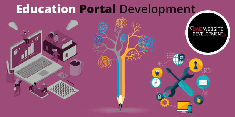 education portal development