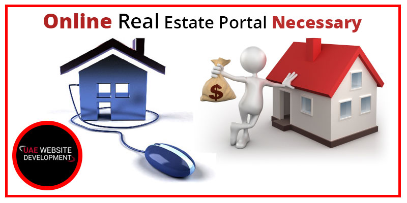 real estate portal necessary