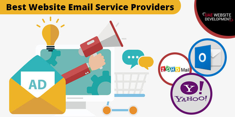 Best Website Email Service Providers