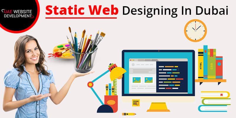 Static Web Designing In Dubai