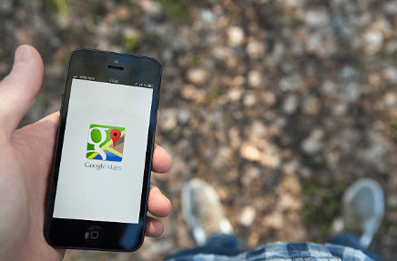 All the features of Google Maps