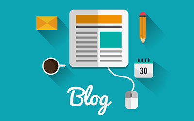 Start with Blog Post